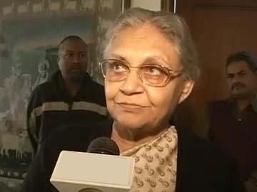 Assembly election 2013: 'Bewakoof hain na', says upset Sheila Dikshit after losing Delhi