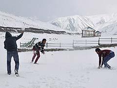 Leh records season's coldest night temperature in Jammu and Kashmir