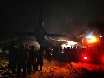 Nine die in Russian plane crash: official