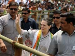 Stick to Huffing and Puffing: Congress reacts to story on Sonia Gandhi
