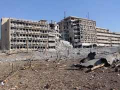 Five Syrian schoolchildren among seven killed in Homs: agency