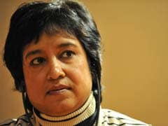 Supreme Court restrains UP Police from taking action against Taslima Nasreen