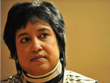 Cleric objects to Taslima Nasreen's tweets, files FIR