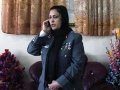 Kabul's new female police chief aware of danger, hopes to inspire others