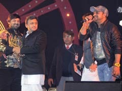 Defiant Akhilesh Yadav showers largesse on Bollywood as Muzaffarnagar riots victims shiver in the cold