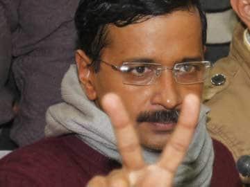 Aam aadmi is against corruption, says Arvind Kejriwal before winning trust vote