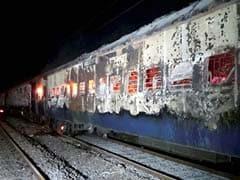 Nine burnt to death in sleep as Bandra-Dehradun Express catches fire in Maharashtra