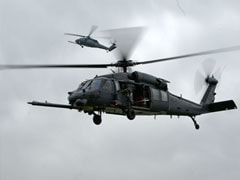 Four people killed after military helicopter crashes in England
