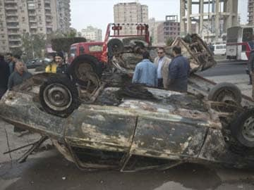 Cairo bomb attack as referendum gets under way: police