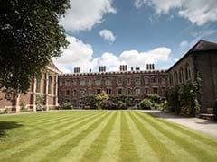Medieval Graveyard Uncovered Under Cambridge University