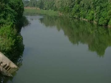 Body of newborn girl, with mouth sealed with tape, found in river
