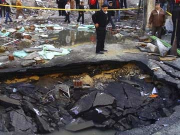 Bomb hits Cairo, Al Qaeda-linked group claims attacks