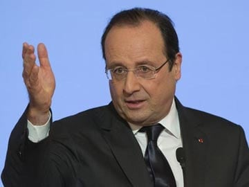 French president Francois Hollande bids to deflect affair scandal with policy plans