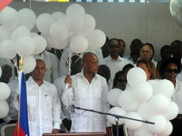 Haiti marks fourth anniversary of quake that killed 250,000
