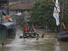 Eight killed in Indonesian floods