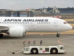 Japan Airlines Dreamliner hit by another battery problem