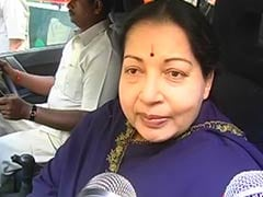 Tamil Nadu Chief Minister Jayalalithaa sounds poll bugle; seeks rout of DMK, Congress