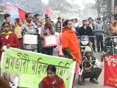 Kolkata: Mamata Banerjee mum as protests continue over death of teen who was gang-raped