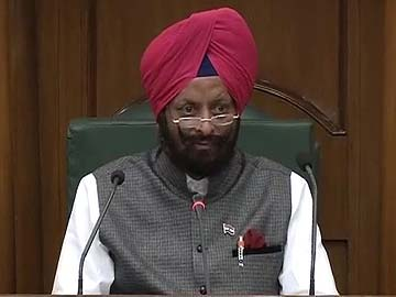 AAP's MS Dhir wins Delhi speaker election with Congress support