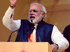 Narendra Modi's dig at Arvind Kejriwal and his Aam Aadmi Party