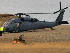 US Air Force to begin recovery of helicopter crash airmen