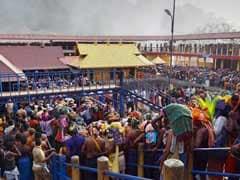 सबरीमाला मंदिर में महिलाओं के प्रवेश पर पाबंदी का मामला : सुप्रीम कोर्ट ने फिर उठाए सवाल