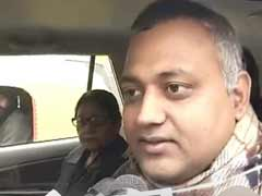 After accusing reporters of taking money from Narendra Modi, Somnath Bharti apologises