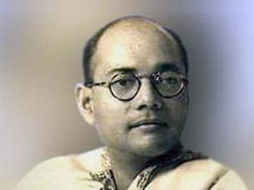 President Pranab Mukherjee pays homage to Netaji Subhash Chandra Bose