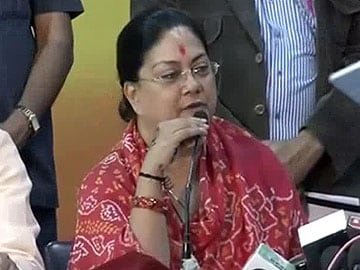 The Arvind Kejriwal effect: Vasundhara Raje wants to be stopped at red lights