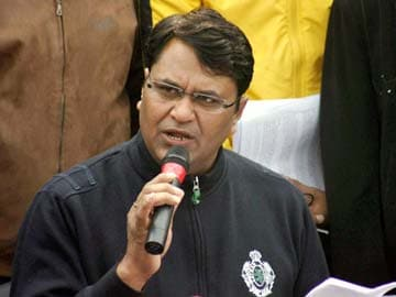 Arvind Kejriwal's AAP expels rebel legislator Vinod Kumar Binny