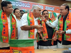Yeddyurappa back in BJP: return of the prodigal son
