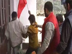 I will not take security, says Arvind Kejriwal after AAP office vandalised