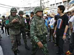 Thai government considers state of emergency after weekend violence