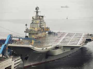 China Plans to Build 3 More Aircraft Carriers: Report