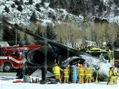 Co-pilot reported dead as private jet crashes at Aspen