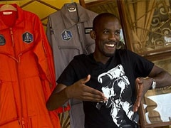 Young DJ set to be first black African in space