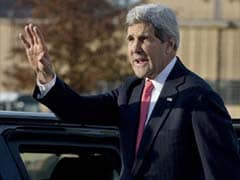 Secretary of State John Kerry rejects notion US is disengaging from world