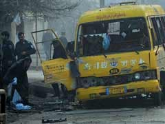 Taliban suicide attack kills 4 in Kabul
