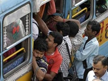 Kolkata: State-wide bus strike on Monday
