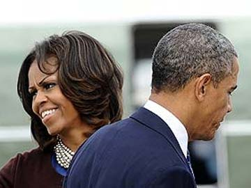 Michelle Obama asks guests to eat before coming to 50th birthday bash