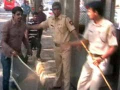 Thane: 55 workers from Raj Thackeray's MNS arrested by police for vandalising toll plaza