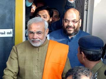 Gujarat police refuse to file ex-IAS officer's FIR against Narendra Modi, Amit Shah