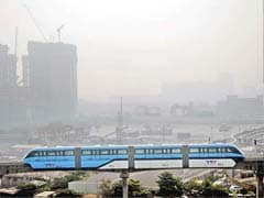 Mumbai monorail expected to roll out by February 1, awaits CM's green light