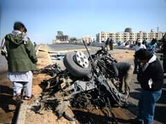 One cop killed, eight injured in blasts in northwest Pakistan