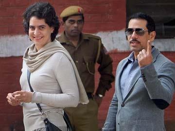 Delhi: Businessman fined for 'dangerously' overtaking Robert Vadra's car