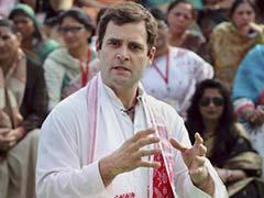 Rahul Gandhi in Amethi to counter AAP effect