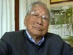Rishang Keishing, India's oldest parliamentarian, decides to call it a day