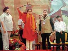 Mumbai: Shiv Sena finds a way to bring Balasaheb back on stage