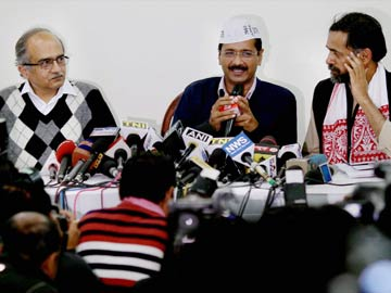 Opinion polls being manufactured, should be monitored: Arvind Kejriwal