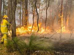 Australian wildfires destroy at least 20 homes